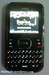 NX-C900 CDMA Phone